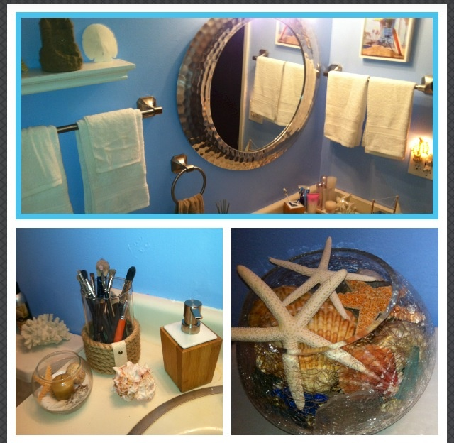 ocean themed bathroom ideas 17 best images about themed guest bathroom on 21013