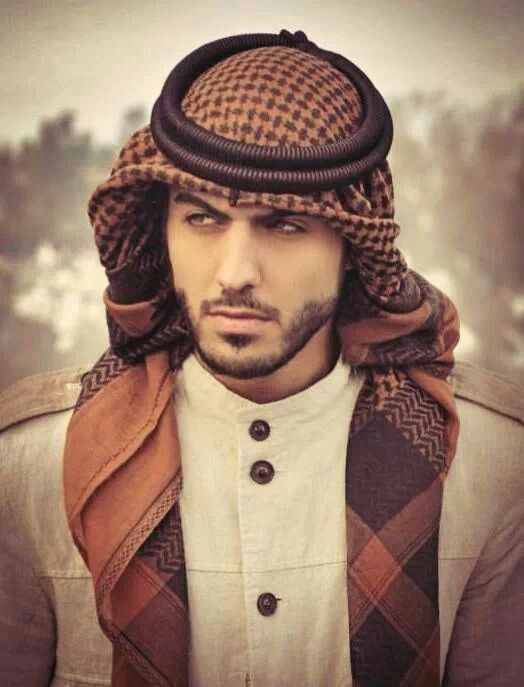 Arab Khaleejy style. Omar borkan @CurliheadAmal