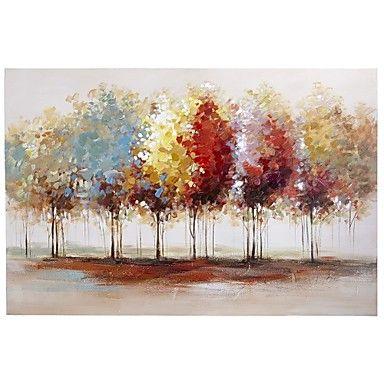 Las 25 mejores ideas sobre pinturas abstractas al leo en - Cuadros para principiantes ...