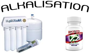 Water Filtration - Akalization - SevenPoint2 Recovery with HydroFx