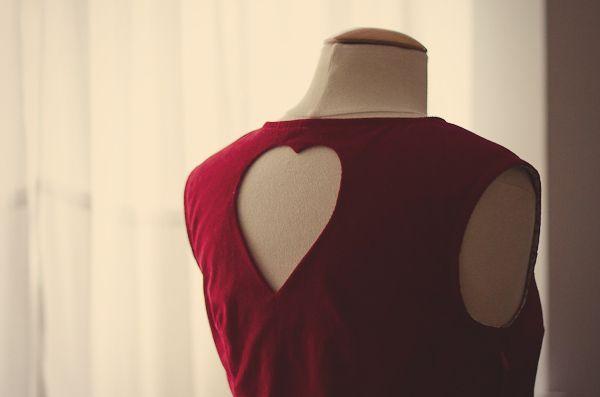 Tuto - Belladone avec dos en coeur