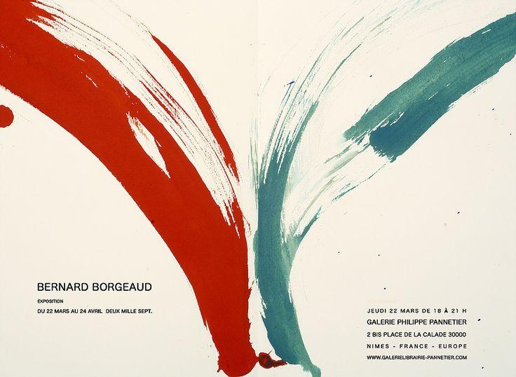 Bernard borgeaud artiste galerie point to point