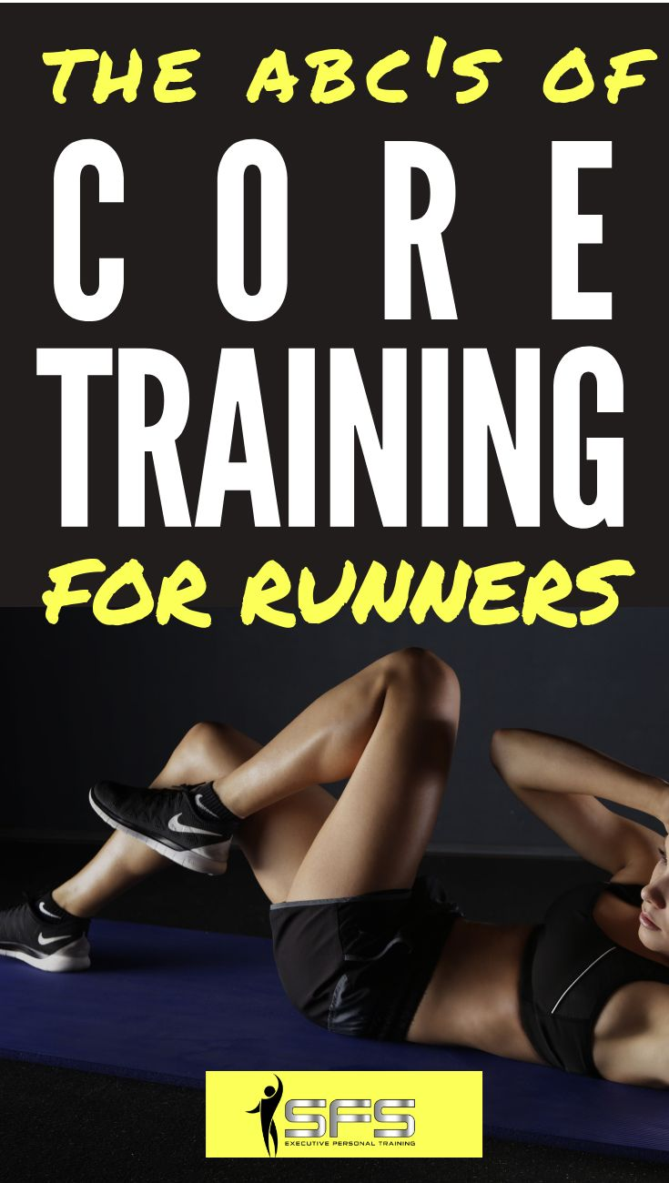 Core Exercises For Runners The ABC's Of Core Training For