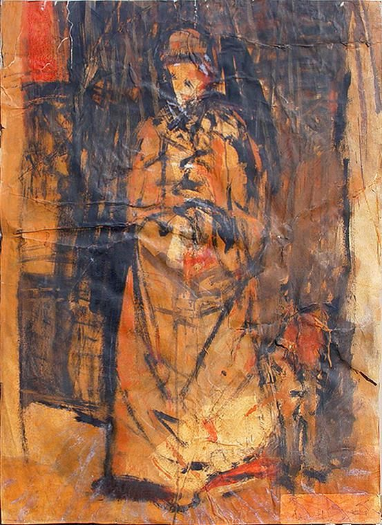 Malarstwo Edward Umiński