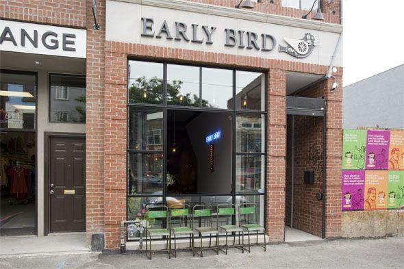 Early Bird Espresso (Queen West) Toronto
