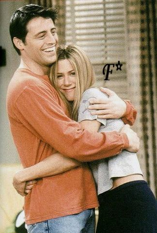 joey and rachel... Always wished something would happen with them