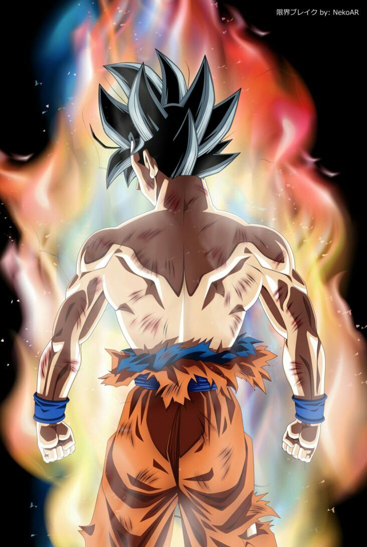 Dragon ball super - Goku