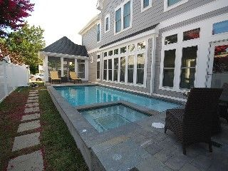 Rehoboth Beach House Rental: Heated In-ground Pool W/spa- New Construction Luxury 5 Bedroom 5.5 Bath Home | HomeAway
