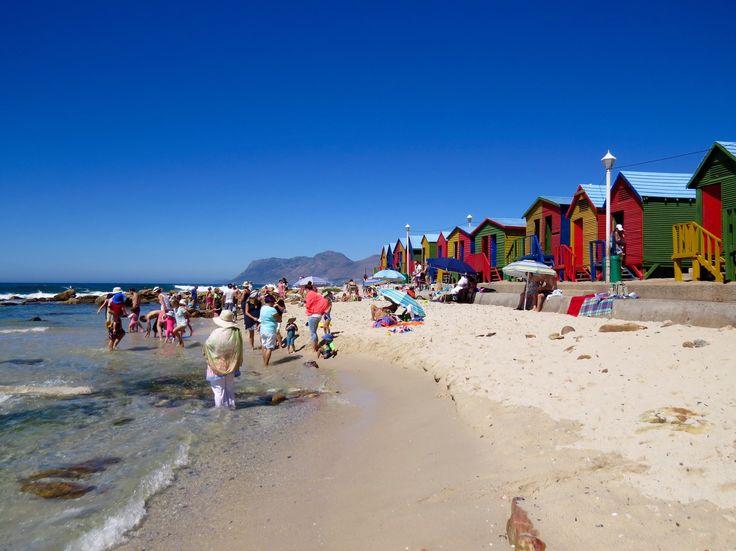 Una calda giornata a Cape Town