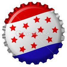 Resultado de imagem para tampinhas de cerveja bandeira da inglaterra