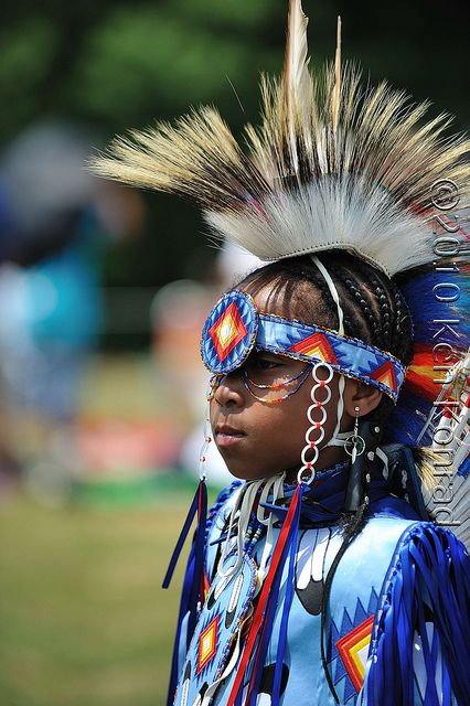 Six Dreamcatchers Native American Powwow by Bluesguy from NY, via Flickr