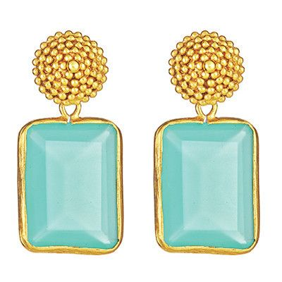 gorgeous d'argent #green drop earrings http://rstyle.me/n/ijnwhr9te