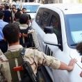 Chinese civilians flee Syria as Beijing calls for restraint         China says military intervention in the crisis would only worsen turmoil in Middle East 30 August, 2013, 8:14am