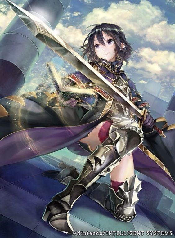 25 best ideas about anime warrior on pinterest manga - Anime female warrior ...
