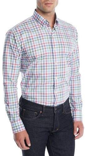 66ffc1ca Men's Crown Ease Arendale Check Sport Shirt | Products | Sports ...