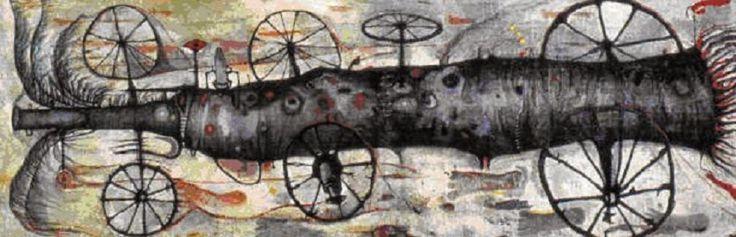 Diario de Švejk: La máquina de vapor