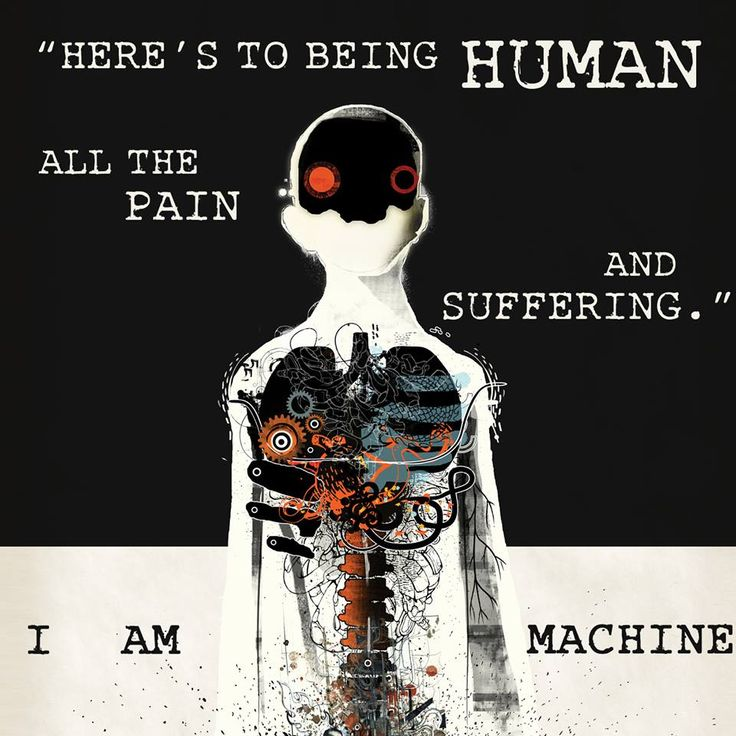 I Am Machine - Three Days Grace from the album Human
