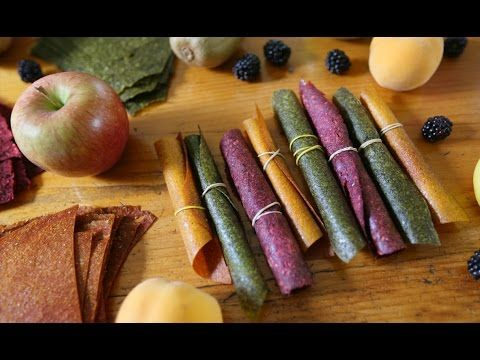 Fruit leather - or fruit roll-up - is a great way to utilize ripe fruits in a form that will last into the off season. This is awesome because it means you c...