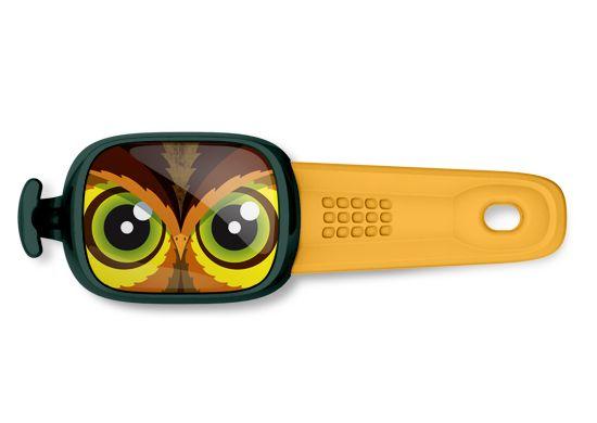 Einstein the Owl Stwrap