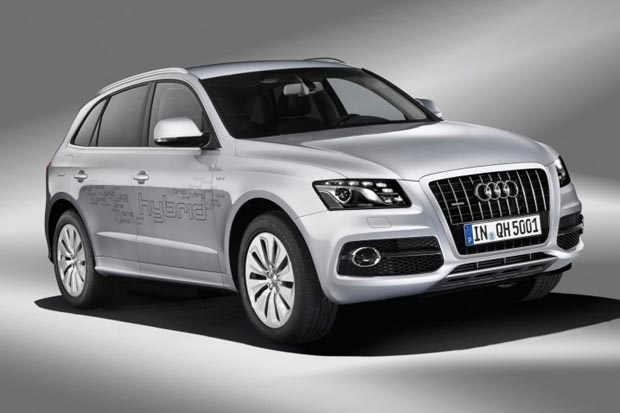 Audi Hybrid Cars.Enviromentally friendy luxury.