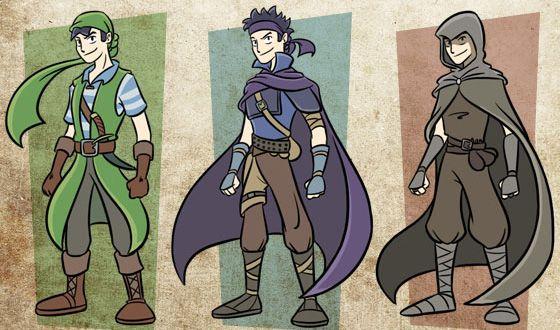 Geradores de nomes para personagens de RPG