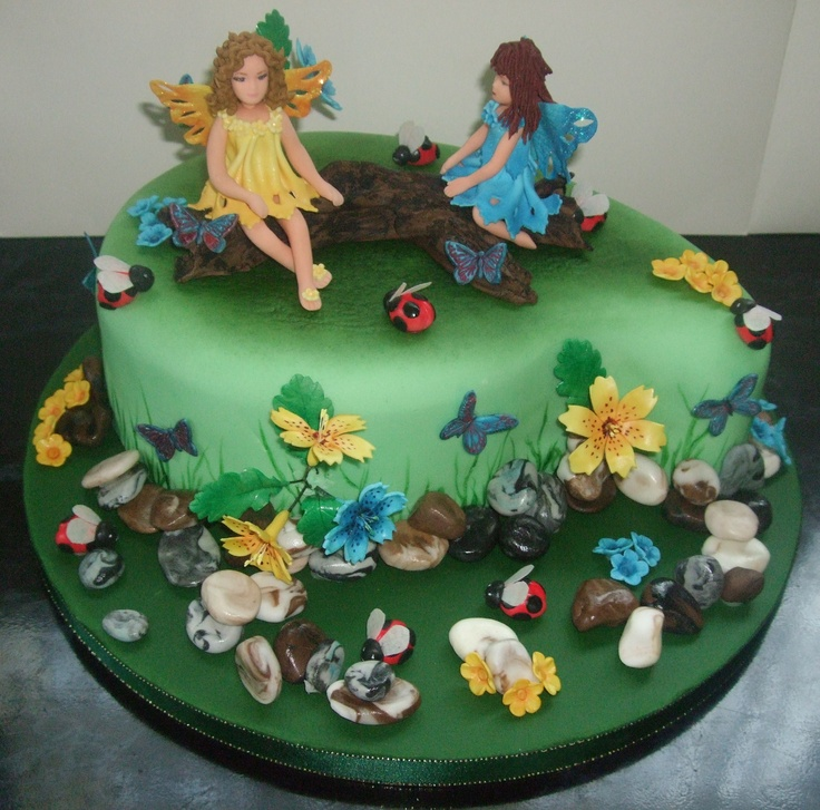 17 best images about cake fairies woodland creatures for How to make fairy cupcakes