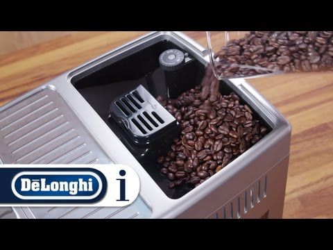 Watch this video to find out how to make coffee in your De'Longhi Dinamica ECAM 350.55.B or ECAM 350.75.S bean-to-cup coffee machine using coffee beans.   source   ...Read More