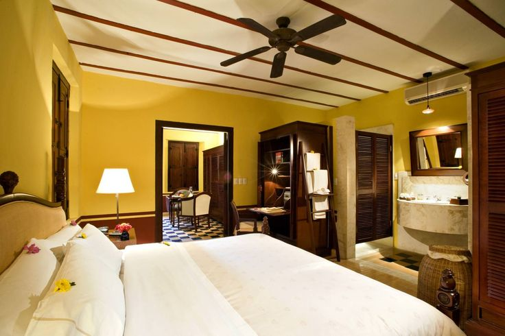 Hacienda Puerta Campeche, Campeche - Boutique hotel Campeche - TemptingPlaces