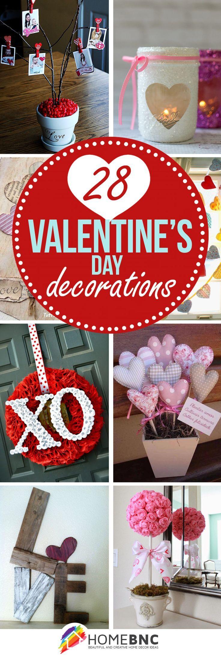 28 Super Creative Valentineu0027s Day Decor Ideas To Inspire Romance
