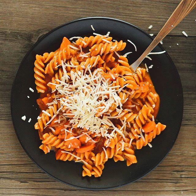 Szeretem a tésztákat 🍝, mert nagyon gyorsan elkészülnek - ami egy rohanós nap…