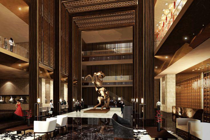Four Seasons Tianjin Architects/Designers   WATG