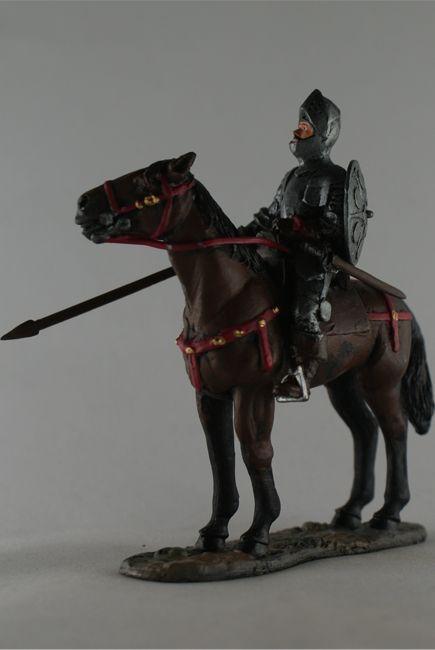 Испанский Конкистадор 1500 г.  (54 мм) Cavalry through the ages №10