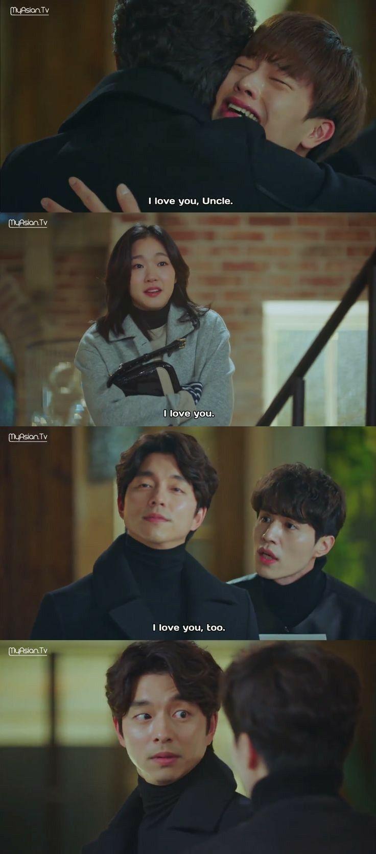 Pin De Fox V En Goblin Dramas Coreanos Kdrama Dorama