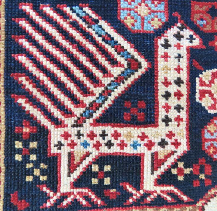 agstafa rug bird