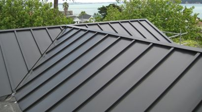 smart zinc roof, ditch the tiles and slates!!!! lets get bullet proof...                                                                                                                                                                                 More