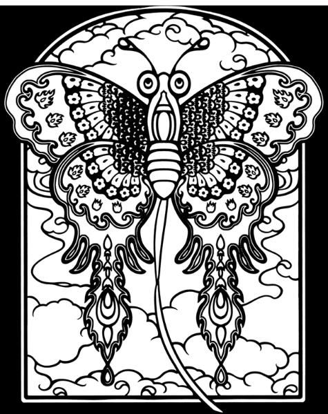 find this pin and more on stained glass coloring by tharens