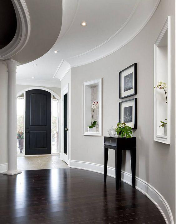 "2016 Paint Color Ideas for your Home""Benjamin Moore 2111-60 Barren Plain"" Jane Lockhart Interior Design."