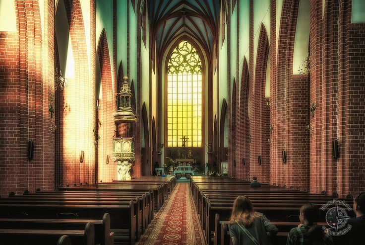 Kościół Świętej Marii Magdaleny, Wrocław - Architektura i wnętrza