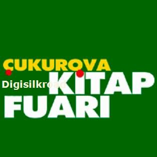 Çukurova Book Fair Adana exhibition logo