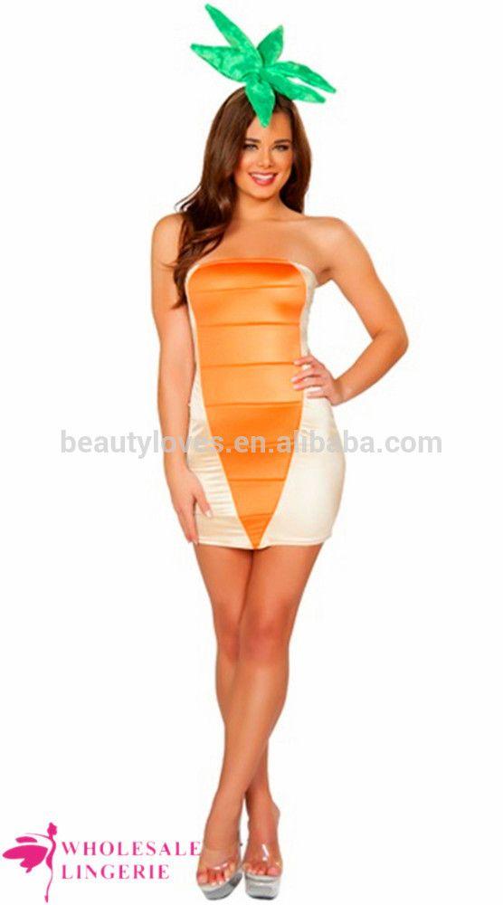 Adolescente de venda quente do dia das bruxas fantasias cenoura traje cosplay-imagem-Fantasias sexy-ID do produto:60269410290-portuguese.alibaba.com