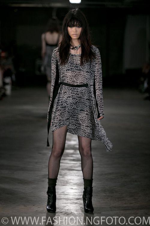 Company of Strangers, New Zealand Fashion Week 2013, shot by Michael Ng Photography