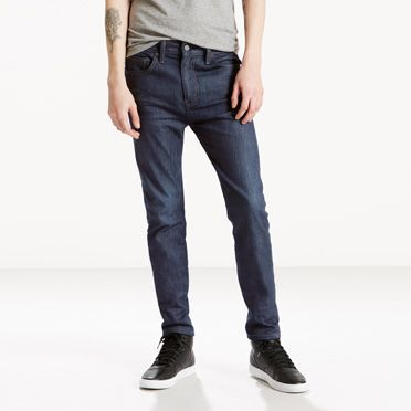 The ultimate skinny fit for men. Our 510™ Skinny Fit Jeans are cut for contemporary style and infused with stretch for extra mobility. We recently upgraded the fit with a slightly lower rise and smaller leg opening for an even leaner, cleaner look.