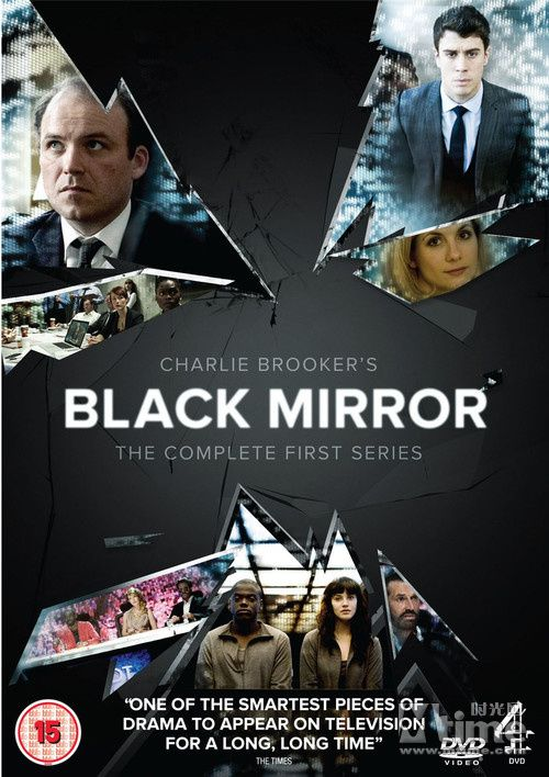 Black Mirror is a British television anthology series created by Charlie Brooker that features speculative fiction with dark and sometimes satirical themes that examine modern society, particularly with regard to the unanticipated consequences of new technologies.