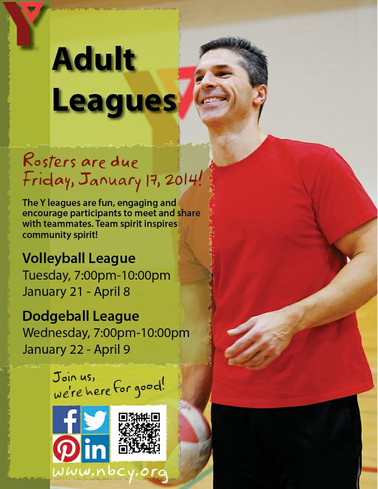 #Spring #Sports #Leagues! Register your roster today!
