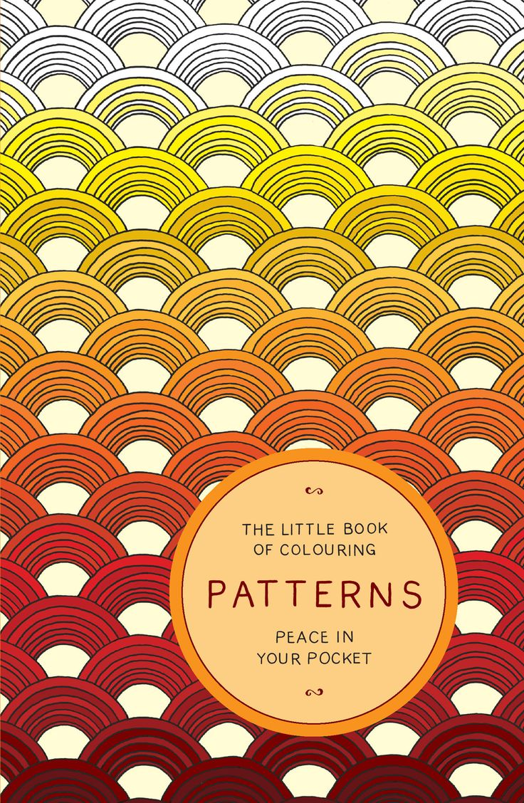 Little book of coloring for mindfulness - The Little Book Of Colouring Patterns Amber Anderson 9781784296445 O Mahony S Booksellers