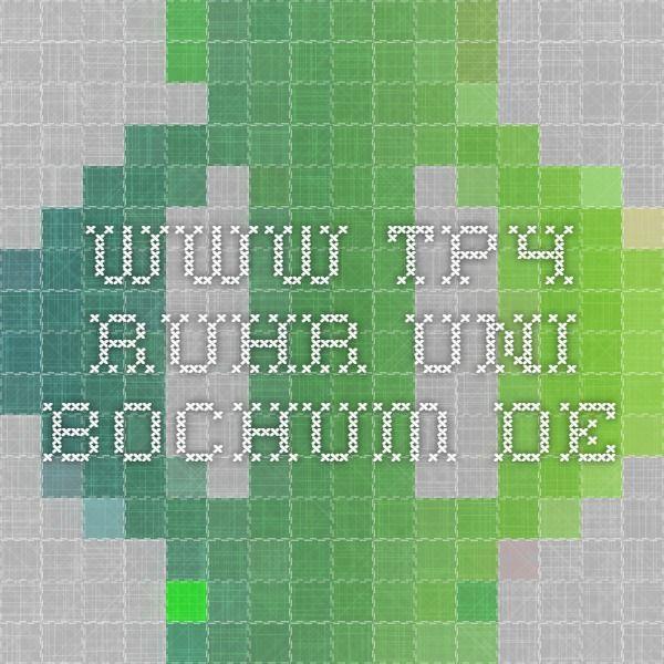 www.tp4.ruhr-uni-bochum.de