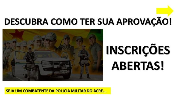 Apostila Policia Militar do Acre: Concurso Publico Policia Militar