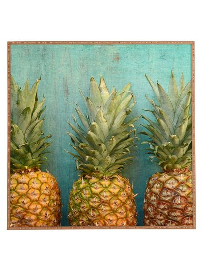 Olivia St Claire Tropical Framed Wall Art by DENY Designs at Gilt
