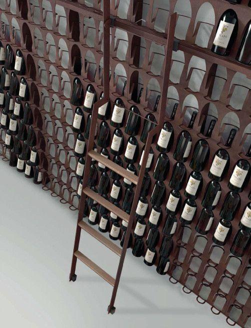 les 13 meilleures images du tableau pr sentoir a vin sur pinterest vin carri re et brassage. Black Bedroom Furniture Sets. Home Design Ideas