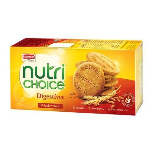 Britannia Industries Launches NutriChoice Digestive Zero Biscuits